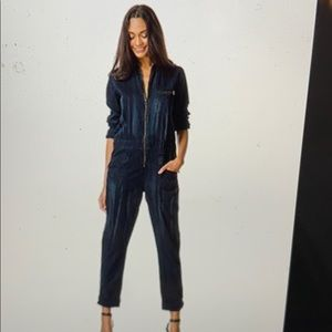 Current Elliot Zip Rosie jumpsuit